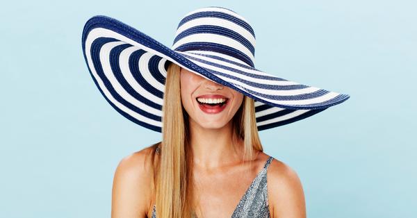 Wear A Hat - Reflections Hair Design - Hair Salon